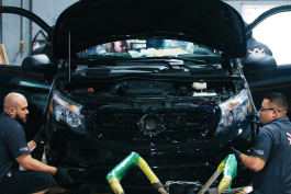 The Auto Firm with Alex Vega - Marc Anthony's Mercedes Metris