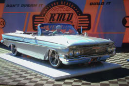 RMD Garage - Game of Chrome