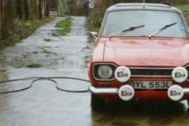 For the Love of Cars - Mk1 Ford Escort Mexico