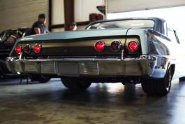 Iron Resurrection - Power-Infused Impala