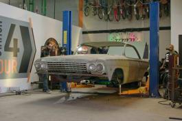 RMD Garage - Sanity