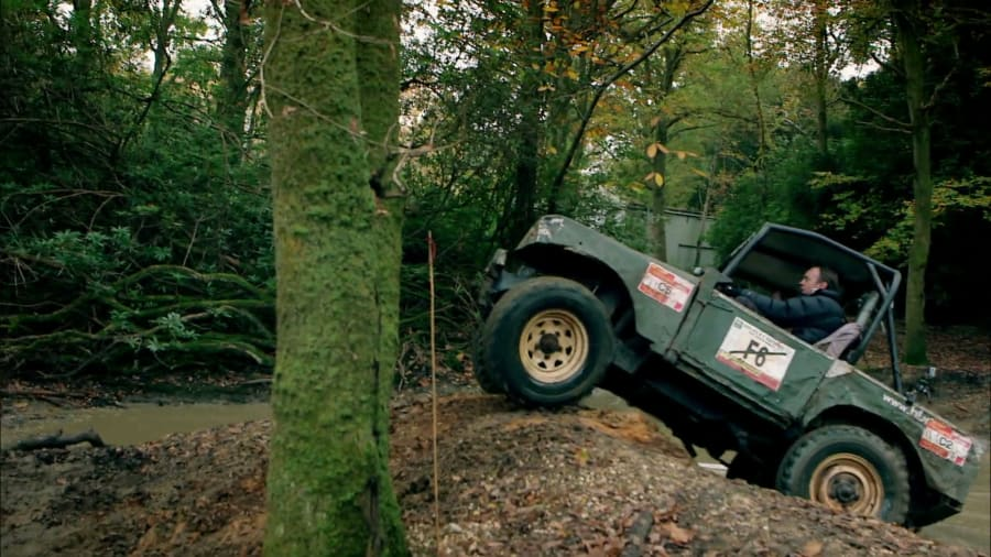 For the Love of Cars - The Land Rover, Series 1