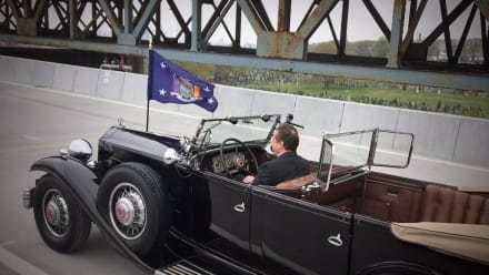 Chasing Classic Cars - FDR's Daily Driver