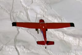 Flying Wild Alaska - Into the Wind