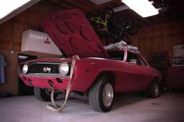 Garage Squad - Camaro Comeback
