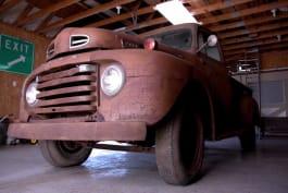Garage Squad - Freeing a Ford F3