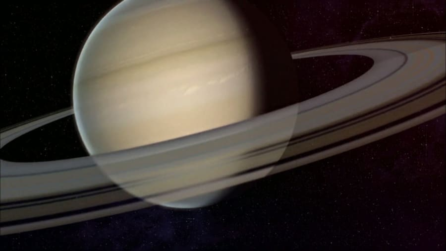 The Planets - Saturn: Mysteries Among the Rings