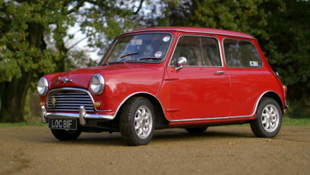 For the Love of Cars - Mini Cooper Mk1
