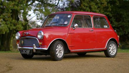 For the Love of Cars - Mini Cooper Mk1