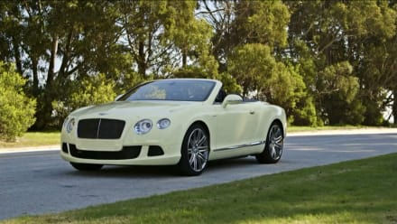 How It's Made: Dream Cars - Bentley Continental GT Speed