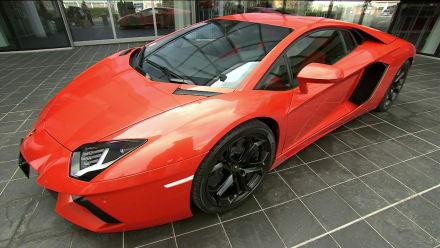 How It's Made: Dream Cars - Lamborghini Aventador