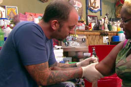 Miami Ink - Ruthless and Toothless