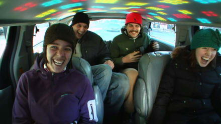 Cash Cab - Chicago: Episode 34