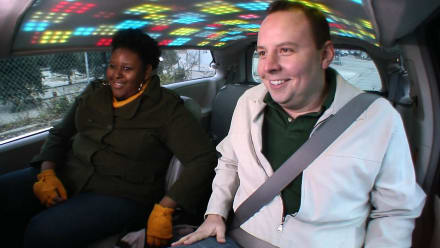 Cash Cab - Chicago: Episode 25