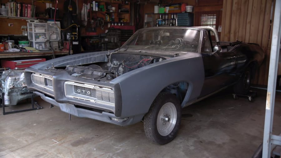 Garage Squad - GT OH-No
