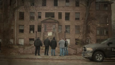 Ghost Asylum - Ghost Asylum: Most Haunted Asylums, Part 1