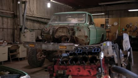 Garage Squad - Chevy Four-by-Fix
