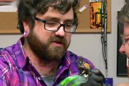 America's Worst Tattoos - The Artist Didn't Speak Good English