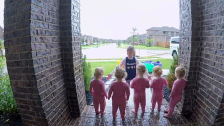 OutDaughtered - Hurricane Update