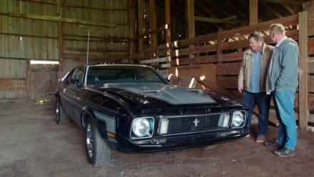 Wheeler Dealers - Ford Mustang Mach 1