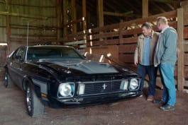 Wheeler Dealers - Ford Mustang Mach 1