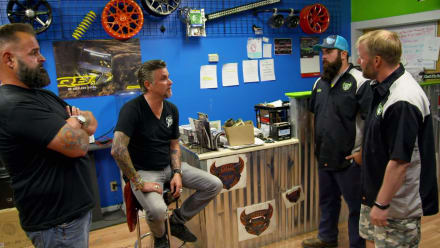 Garage Rehab - Elite Powersports