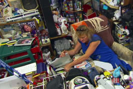 Hoarding: Buried Alive on TLC - Worse Than a Haunted House