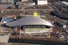 Build It Bigger - London's Olympic Aquatic Stadium