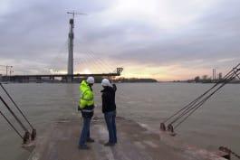 Build It Bigger - Constructing Serbia's Largest Bridge