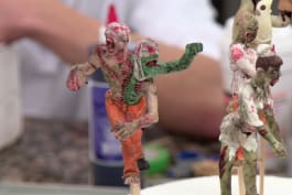 Cake Boss - Creeps, Carvings, and Coffins