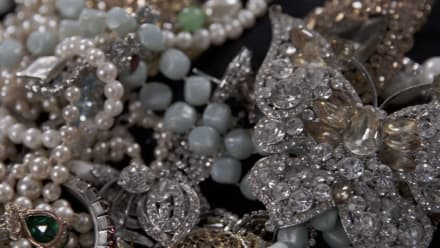 Wartime Crime - The Nazi Jewel Heist