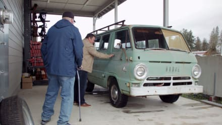 Wheeler Dealers - Dodge A100 Van