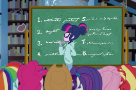 My Little Pony: Equestria Girls - The Finals Countdown