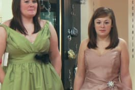Say Yes to the Dress: Bridesmaids - Catfight on the Catwalk