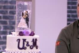 Ultimate Cake Off - Winter Wedding
