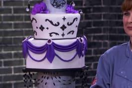 Ultimate Cake Off - Vintage Hollywood Wedding