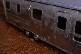 Auction Kings - Seance Machine/Airstream Trailer