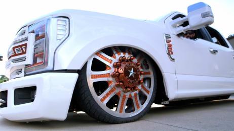 The Impala Truck - Texas Metal | MotorTrend
