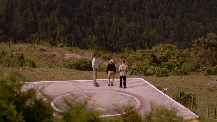 Finding Escobar's Millions - The Prisoner