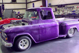 Texas Metal - I Can't Drive This '55
