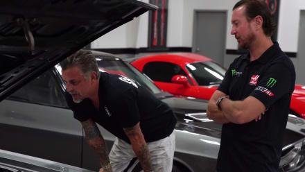 Fast N' Loud - Bugs, 'Vettes and Mopar: Inside Kurt Busch's Auto Fleet