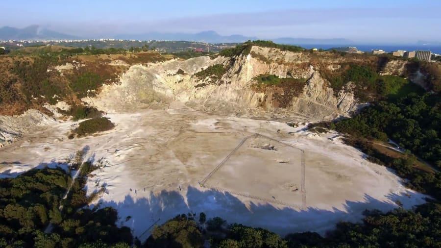 Secrets of the Underground - Doomsday Volcano Mystery