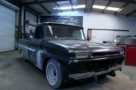 Texas Metal - The Impala Truck