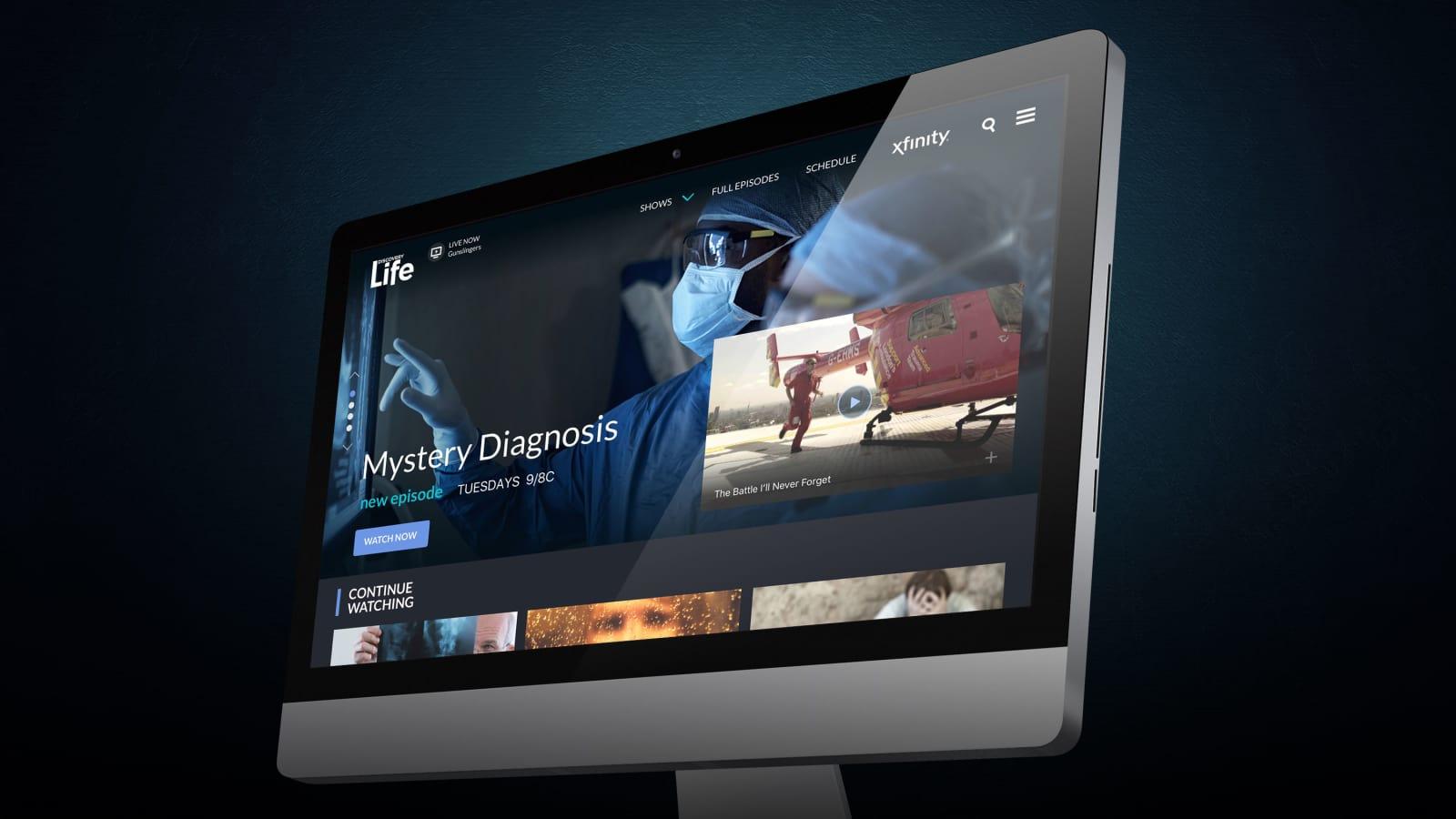 DiscoveryLifeGo.com is moving!