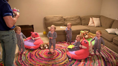 The Quints Have Taken Over! | OutDaughtered