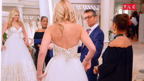 Say Yes To The Dress Watch Full Episodes More Tlc