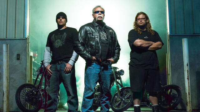 American Chopper: Behind the Bike on FREECABLE TV