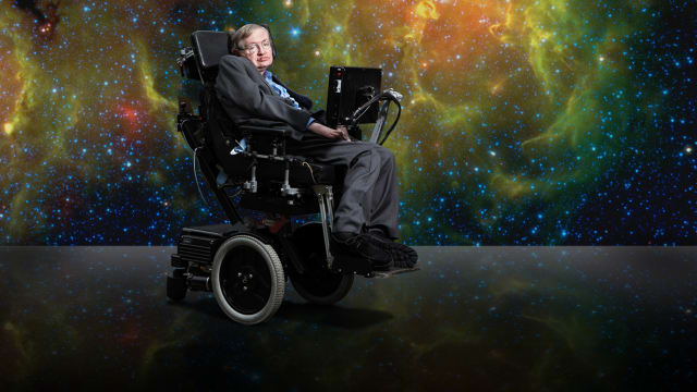 Stephen Hawking's Grand Design on FREECABLE TV