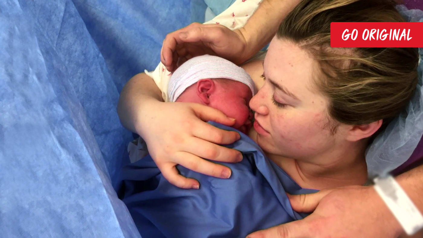 Joy & Austin's Baby