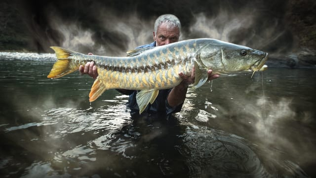 Jeremy Wade's Mighty Rivers on FREECABLE TV